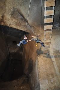 Zakelijke groepsreis - grot activiteit 2