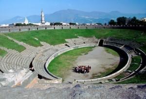 Pompeii Amfitheater