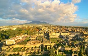 Pompeii bezoeken ruïnes
