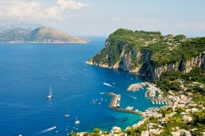 Vakantie Capri