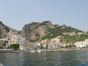 Vakantie Zuid-Italië - Amalfikust