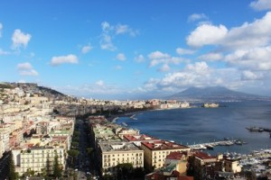 Vakantie Zuid-Italië - Napels