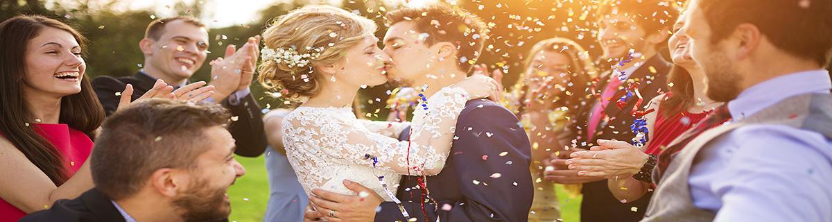 bruiloft in italie