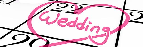 date bruiloft in italie