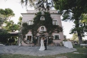 Bruiloft in italie, Wedding in Italy, Sorrento
